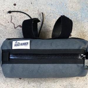 ☆★★ ROAD RUNNER BAGSのハンドルバーバッグはロード乗りを救えるか