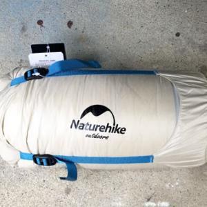 ☆☆☆ NaturehikeのCW280寝袋は趣味に関係無く価値がある