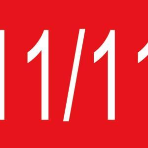 <要確認!> アリエクの11/11セールの内容をまとめてみました