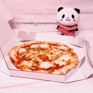 【ぬい撮り】消えたマルゲリータピザ