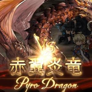【ドレッドバラージュ】★3「赤翼炎竜」1ターン討伐周回編成の紹介