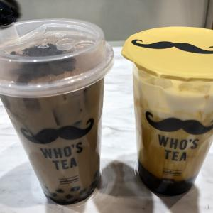 【ヒゲマーク】WHO'S TEA(フーズティ)がイオン名古屋茶屋にオープン!実際に行ってみた