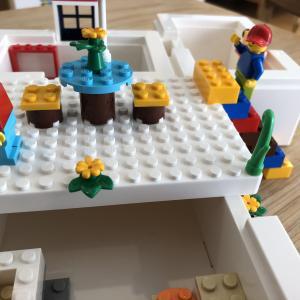 【レビュー】イケア×レゴの収納ボックスBYGGLEKで実際に子供と遊んだ感想と口コミについて