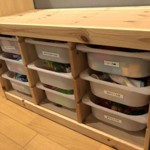 IKEAのトロファストのメリットデメリットは⁉︎2年使用した2児の親の正直な感想について