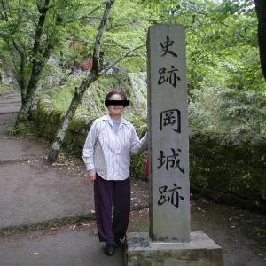 2003/04/29 岡城と別府杉の井ホテル