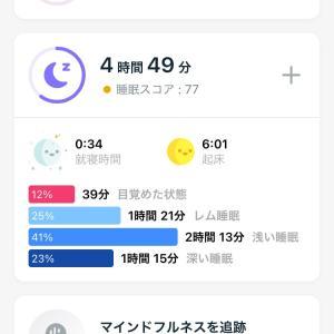 Fitbit Versa2 使用レポート