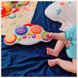 赤ちゃんが喜ぶおもちゃ( ´  ` )♡♥️❗️