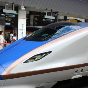 【北陸新幹線かがやき・はくたか】おすすめの座席は?景色が良い席・予約のポイントを解説!