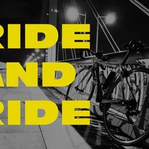 【Ride】君よ、走れ!テレワ太りを解消するために!【and Ride】