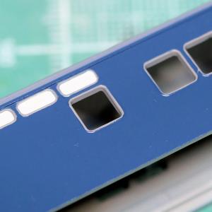 グリーンマックス「小荷物列車 PartⅡ」を作る【3】