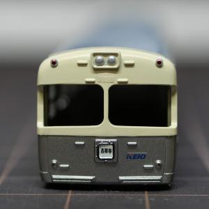 京王3000系(アイボリーホワイト・更新車)を作る【4】