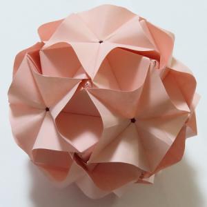 『かならず作れるユニット折り紙』より派生系ユニット2点