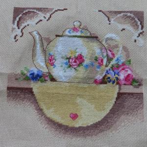 Tresured Friend Teapot(DIMENSIONS)③