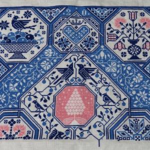 Modern Folk Embroidery(SAL2021)10