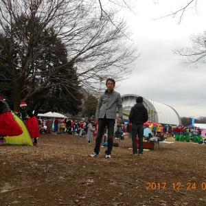 年の瀬マラソンin所沢(ユニークなマラソン大会その2)