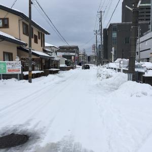 2021ウインターランニング(秋田市中心部融雪歩道ラン)は無事終了しました!