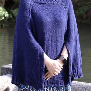 My hybrid sweater テストニッターさん募集します!