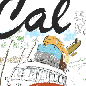 雑誌「Cal」5月号増刊 テーマは「移住計画」
