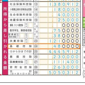 【令和2年分確定申告】基礎控除38万円と書いてはダメです!!