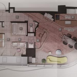 こちらも唯一無二といえるマンションになりそうです~パークコート神宮北参道ザタワー~