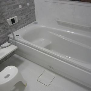 浴室リフォーム1年点検