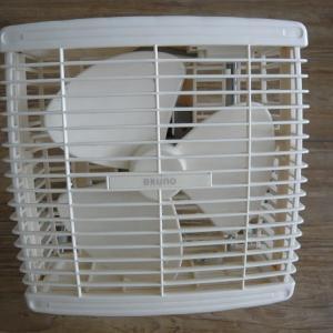 扇風機の掃除&断捨離