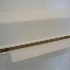 【コロナ対策】洗面所とトイレのタオルをやめて設置したもの