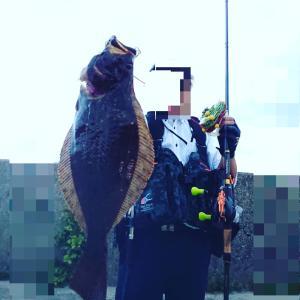 【釣行記】6月30日 ヒラメ&アコウ 【香川県のアコウとフラットフィッシュ】