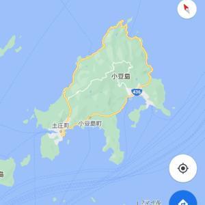 【ブログ】今夜は小豆島へ県内プチ遠征