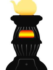 第46話 井戸と石炭ストーブ