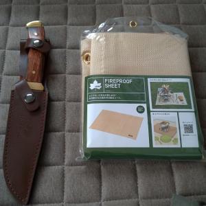 新しいキャンプ道具!