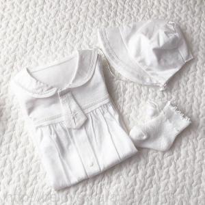 【お宮参り】セレモニードレスと小物のおすすめ&水通し等のお手入れは?