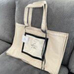 【マザーズバッグ】ロゴ キャンバス バッグが使いやすかった‐PR‐