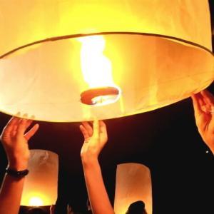 チェンマイのランタン祭りが来週開催されるそうで、、、