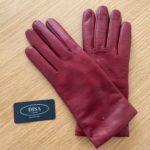 ラ・フォレスタ:イタリア製  ラムレザー グローブ「職人ハンドメイド」ナッパ革手袋 【PR】