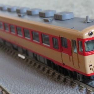 KATO製 キハ58 209 晩年の屋根タイプに改良