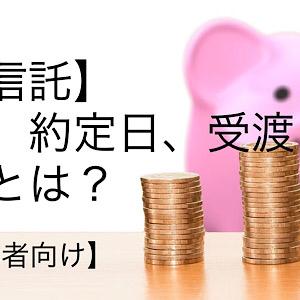 【投資信託】申込日、約定日、受渡日の違いとは?【投資初心者向け】