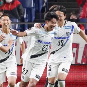 J1第28節浦和vsガンバ戦の高尾瑠のプロ初ゴールを解説!