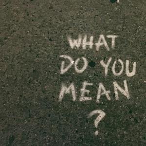たまに聞かれる謎な質問