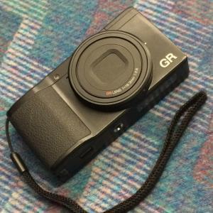 東海道五十三次徒歩旅行裏話(2)カメラはコンパクトに