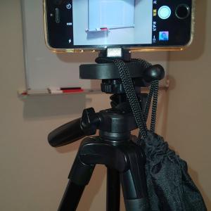 【保存版】YouTubeでオススメな撮影機材の紹介【カメラ・三脚・ホワイトボード】とオマケ