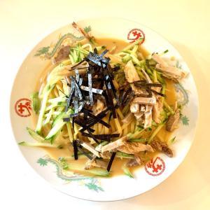 サカイの冷麺食べました*新大宮商店街*