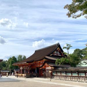 八坂神社と円山公園*緊急事態宣言の日々を思い出す*