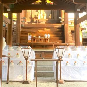 豊国神社*奥までお詣りできました*