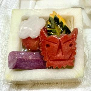 もうすぐ節分*錦市場河一のかわいい野菜!!*