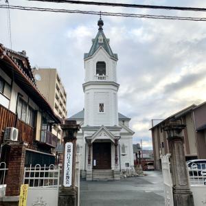 散歩*京都ハリストス正教会*