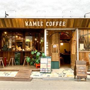 カメコーヒーでおやつ*三条会商店街*