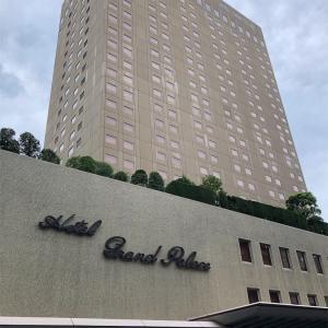 ホテルグランドパレスのスイーツビュッフェ