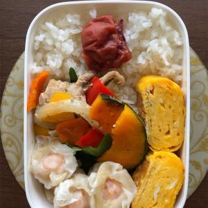 今日のお弁当と台湾パイナップル