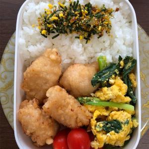 お弁当の日とミニ胡蝶蘭のしのぶさん